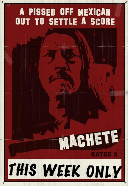 Machete Poster 2