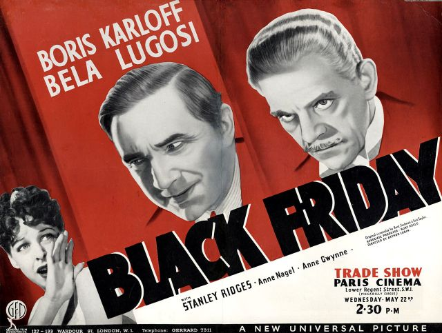 Black Friday Lobby Card