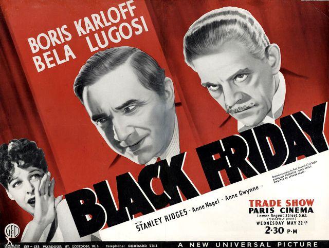 Black Friday Lobby Card