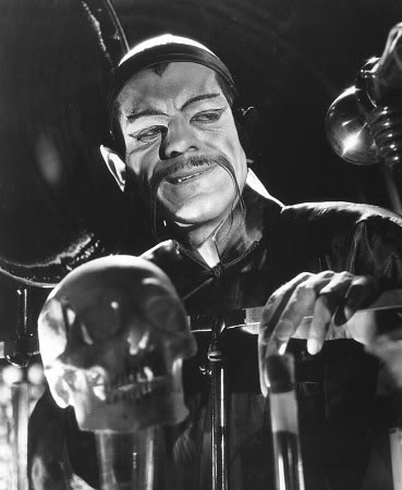 The Mask of Fu Manchu, publicity still