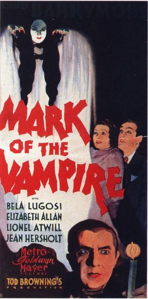 Mark of the Vampire-Poster
