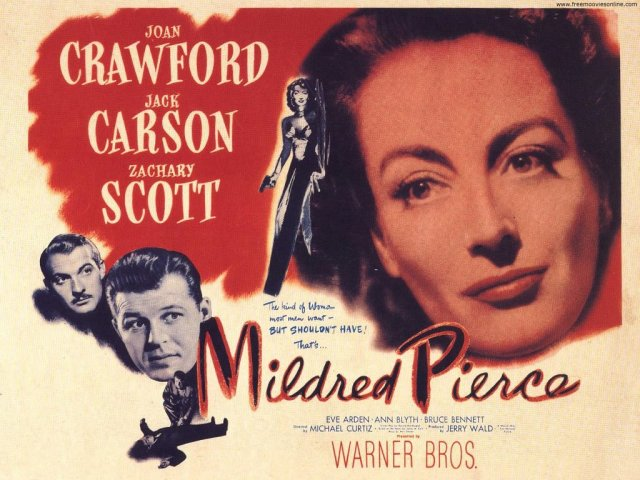 Mildred Pierce-poster