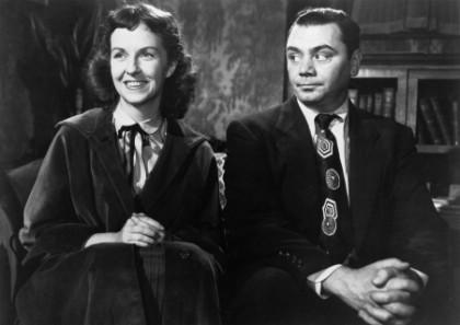 Marty and Clara