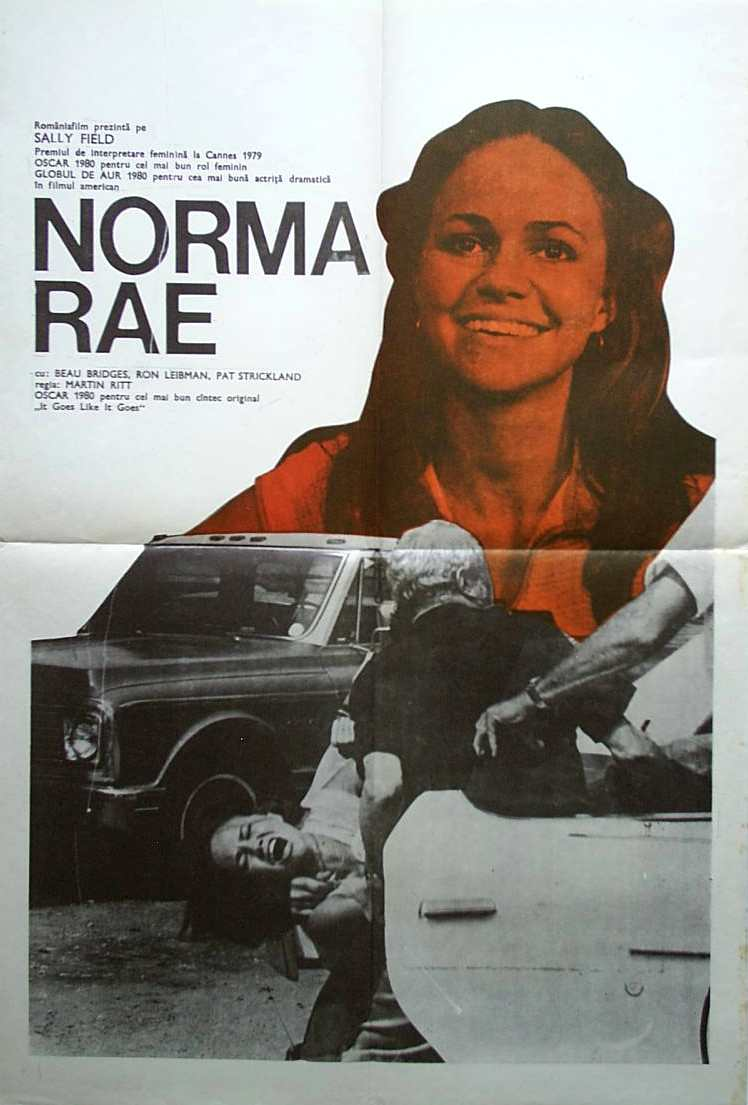 A person review of the movie norma rae
