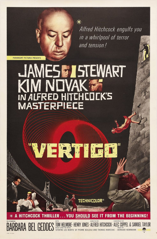May 20th, 2011: Vertigo (1958) « The League of Dead Films