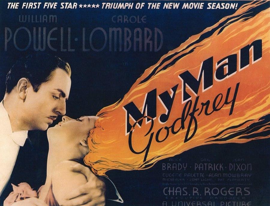 Risultati immagini per my man godfrey 1936