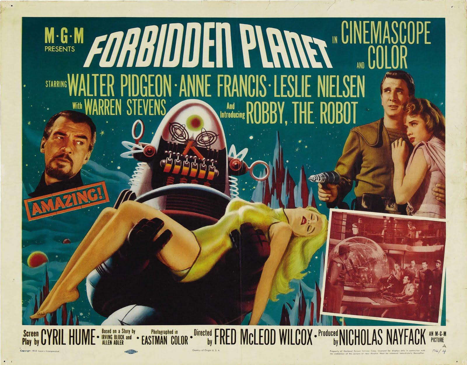 robot servant « The League of Dead Films