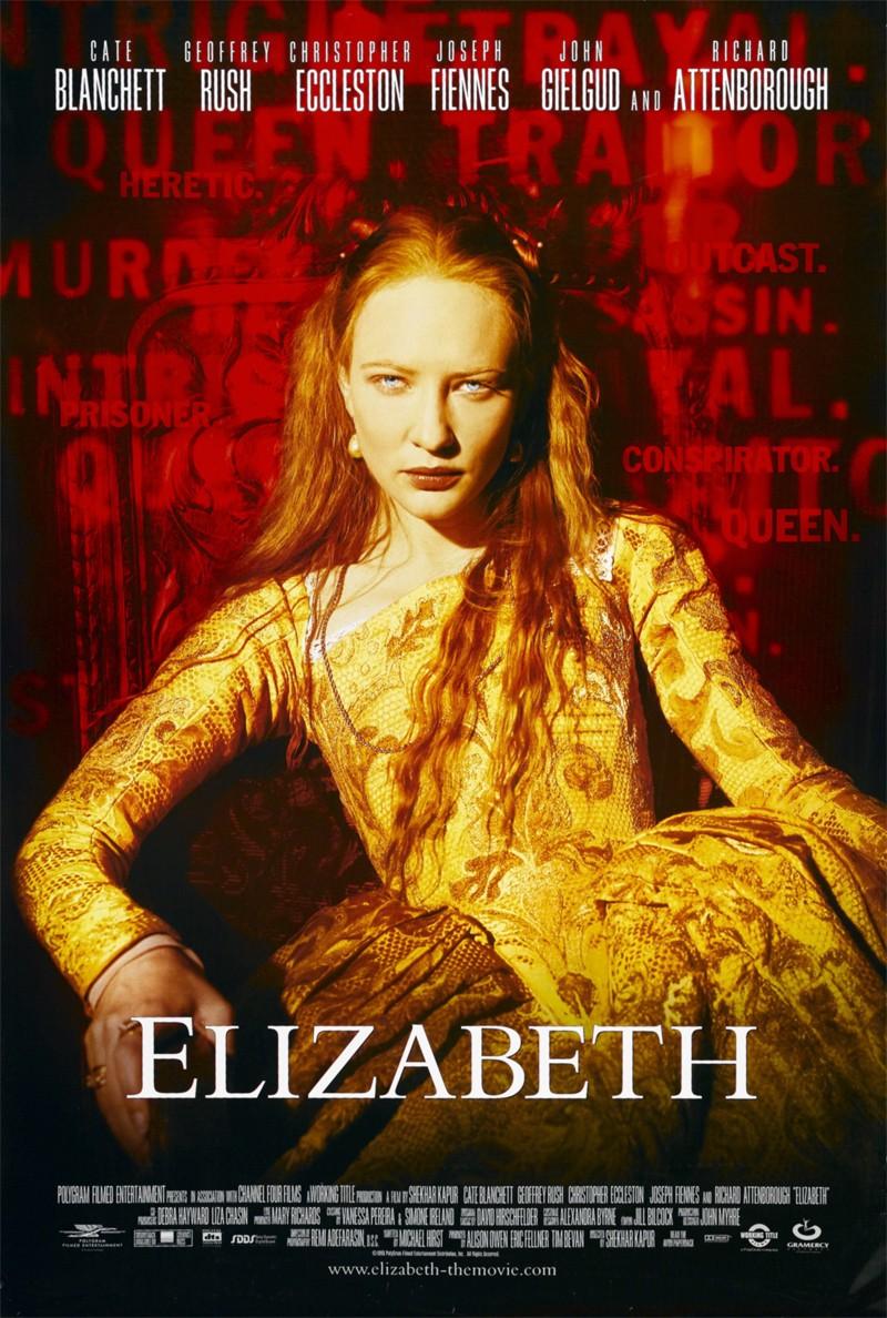 September 7th, 2011: Elizabeth (1998) « The League of Dead ...