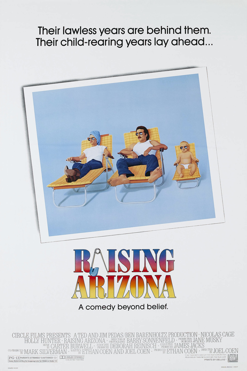 November 29th, 2011: Raising Arizona « The League of Dead ... Raising Arizona