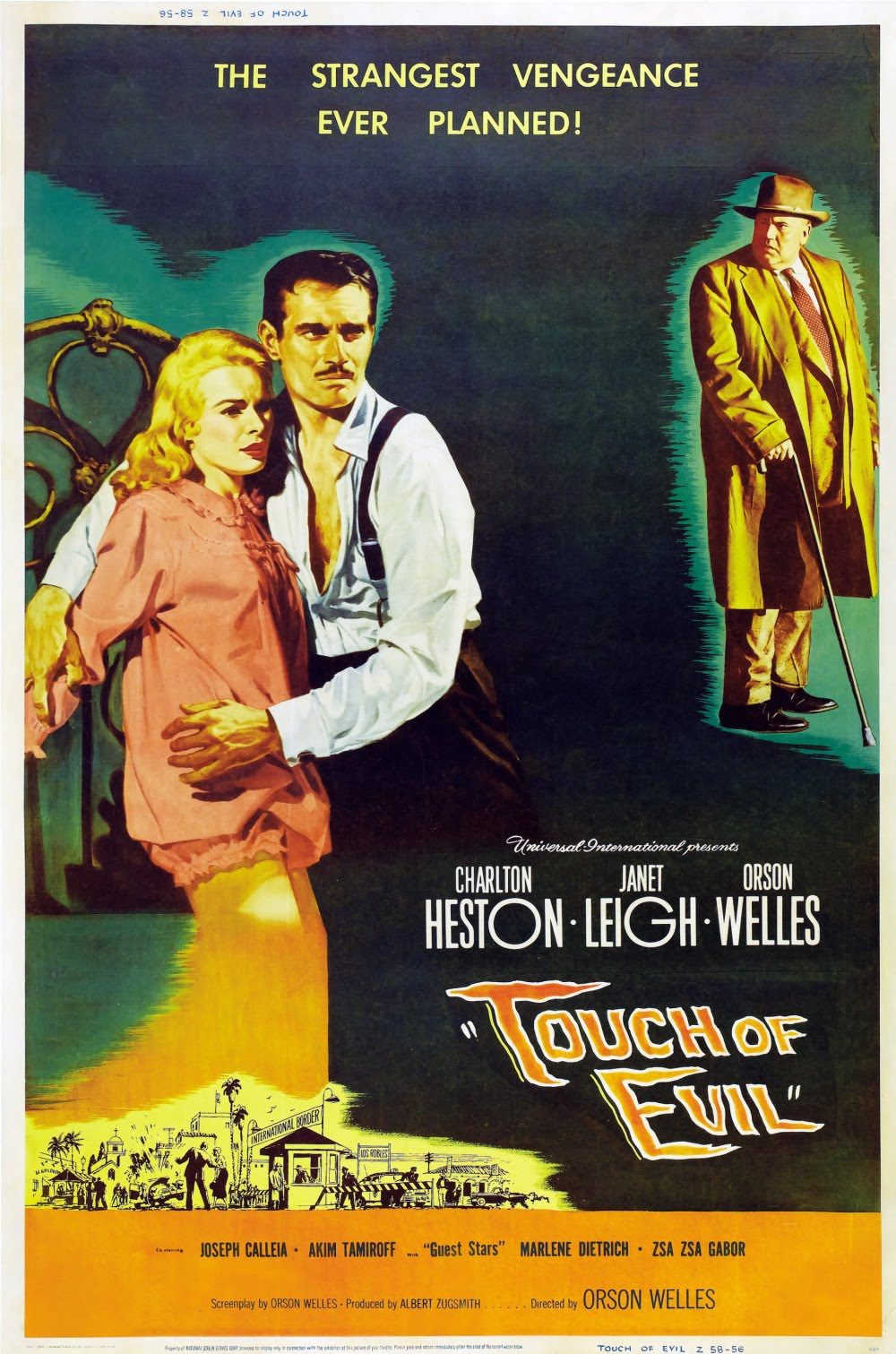 December 27th, 2014: Touch of Evil « The League of Dead Films