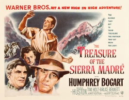 Image result for treasure of the sierra madre