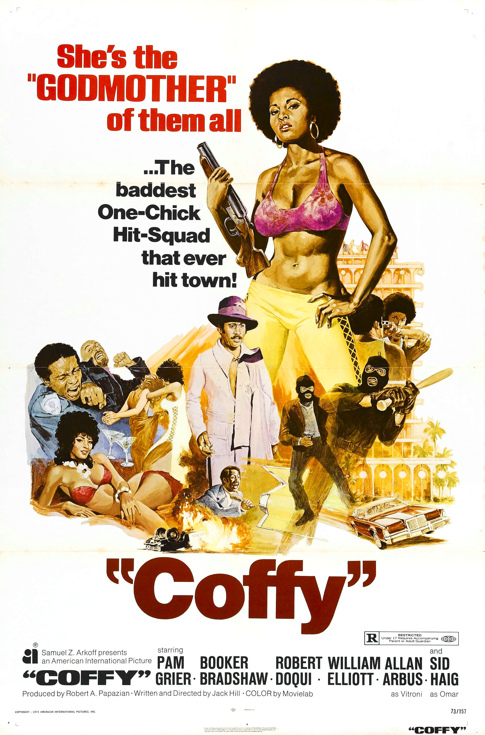 coffy pam grier with - photo #18