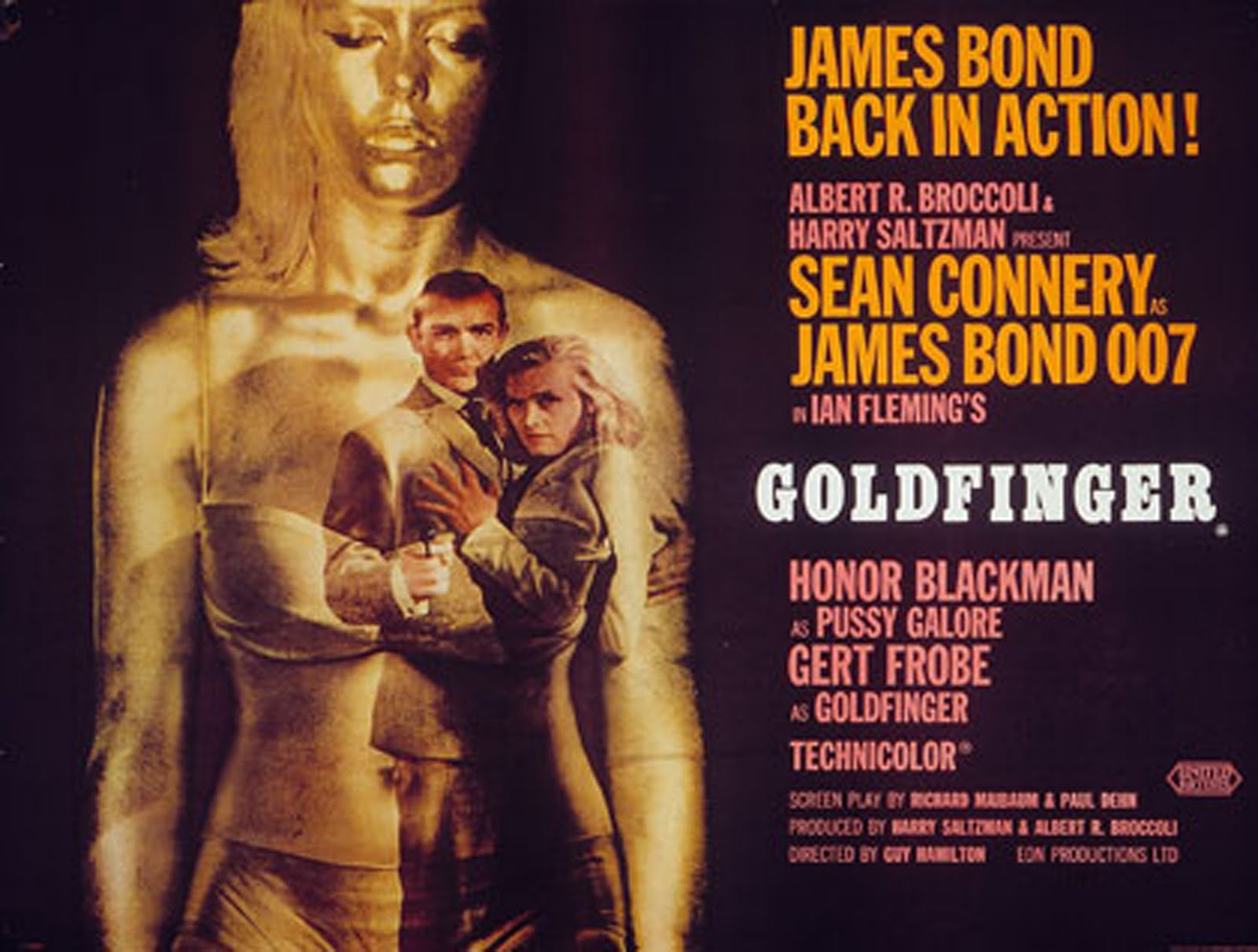 January 8th 2012 Goldfinger 1964 171 The League Of Dead