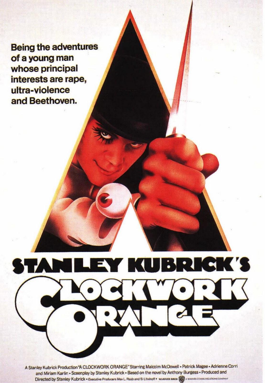 A Clockwork Orange  1971   A Clockwork Orange (1971)