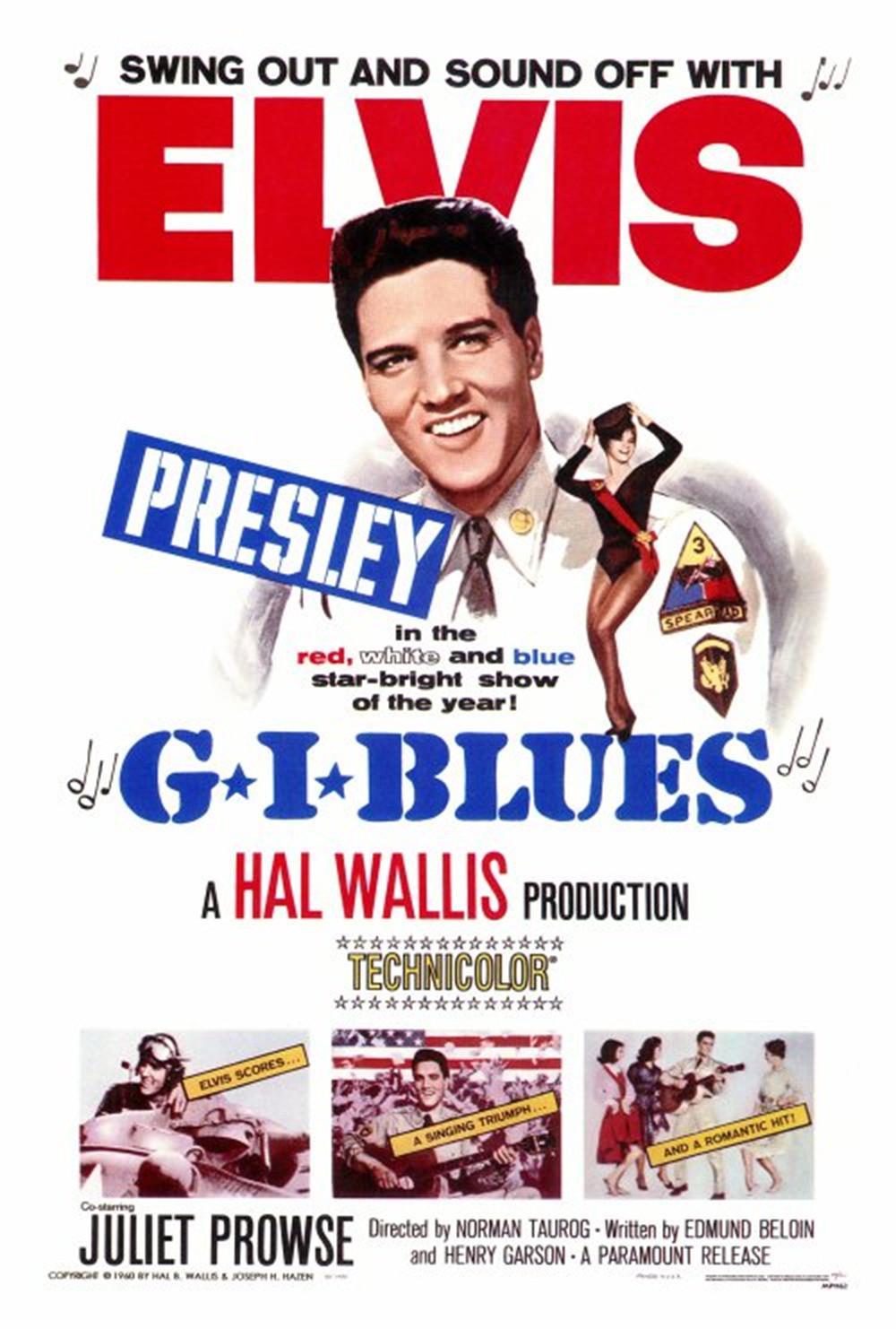 G.I. Blues (1960) Movie