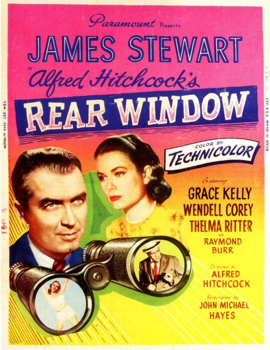 May 20th 2012 rear window 1954 the league of dead films for 1954 rear window