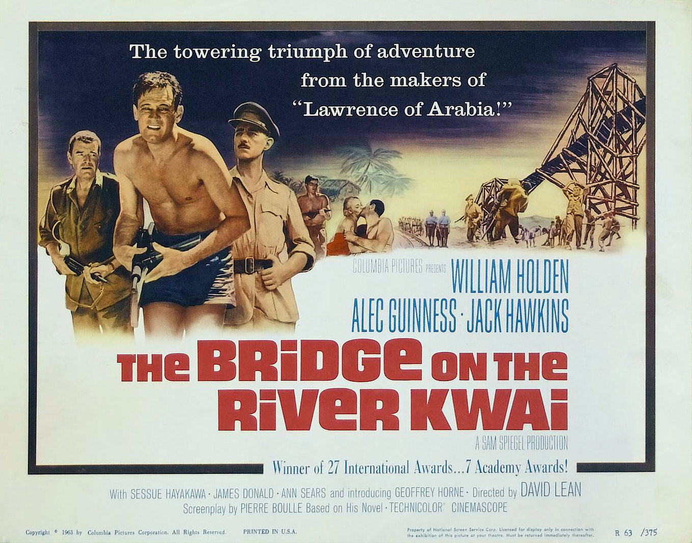 June 24th, 2012: The Bridge On the River Kwai (1957) « The ...