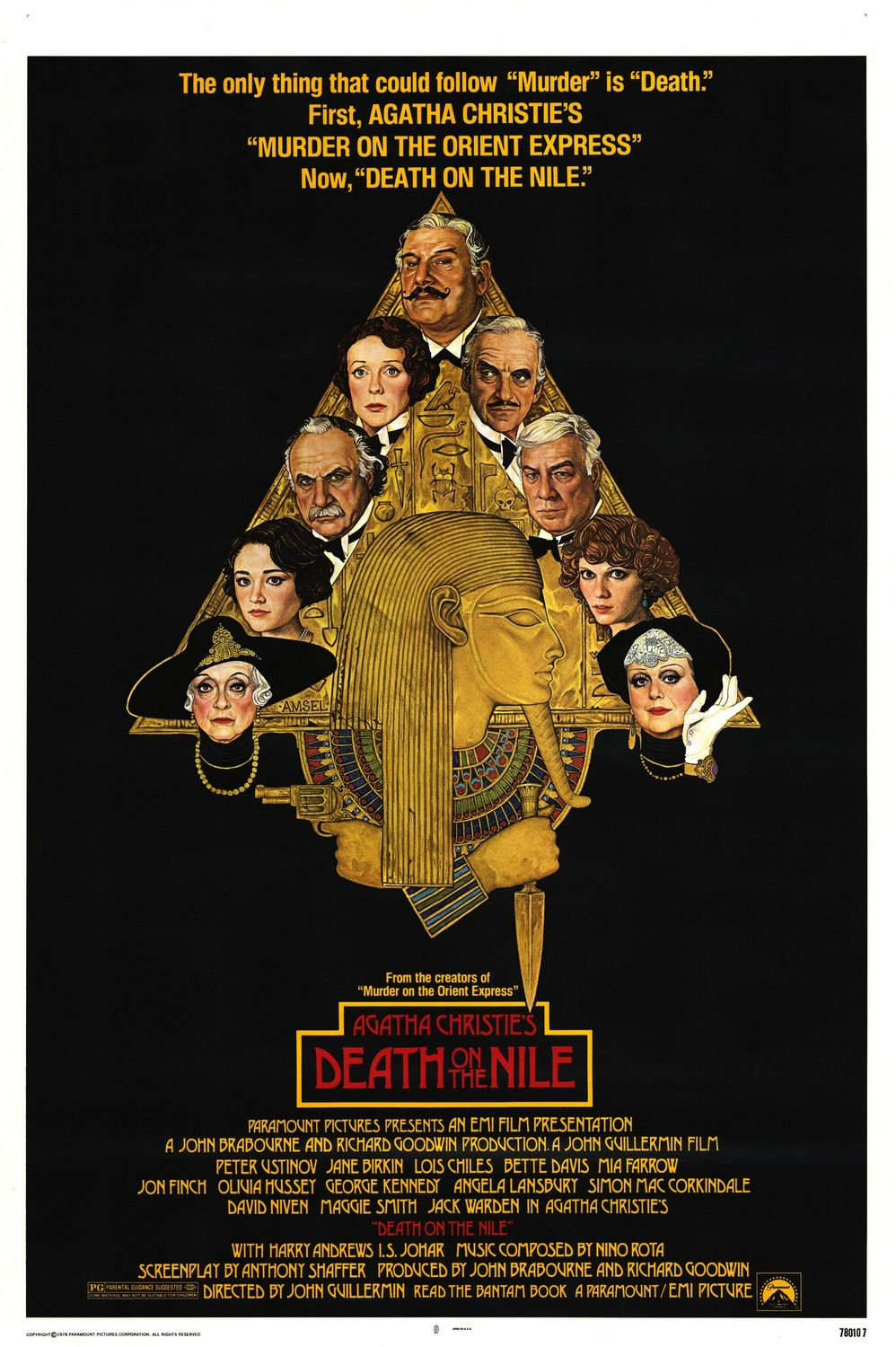 september 15th 2012 death on the nile 1978 the
