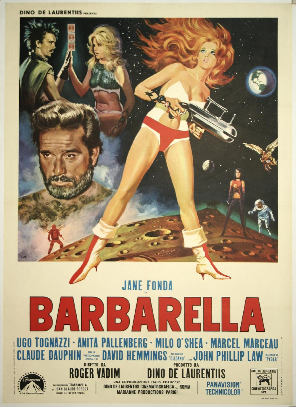 September 11th, 2012: Barbarella (1968) « The League of Dead Films