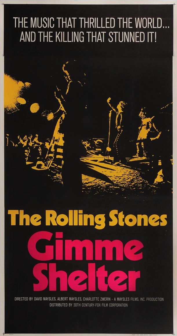December 6th 2012 Gimme Shelter 1970 171 The League Of
