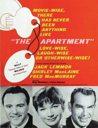 Image result for the apartment 1960