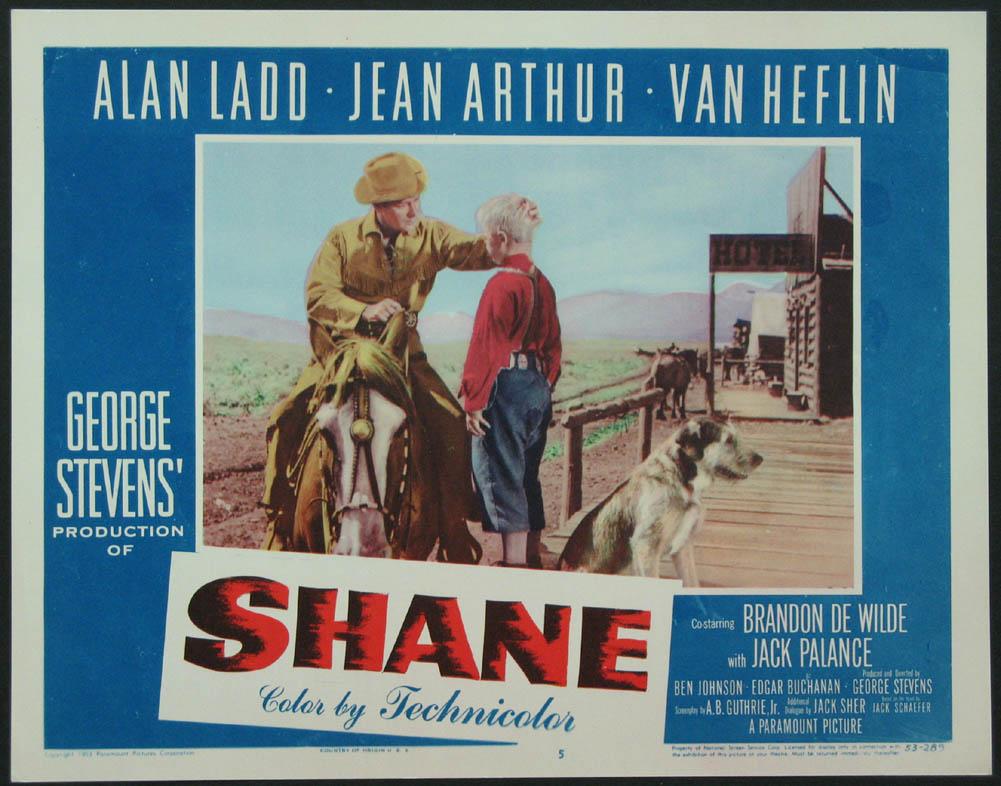 Shane Jack Palance