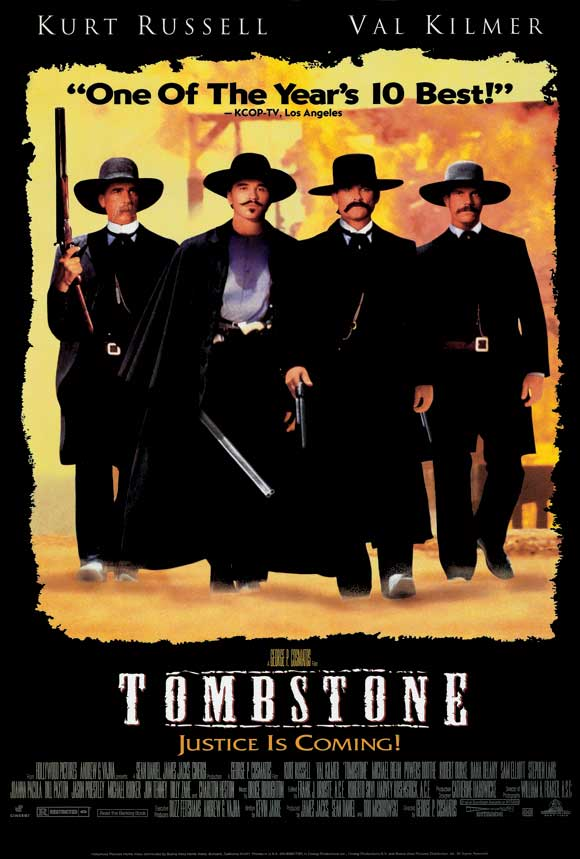 October 26th, 2013: Tombstone « The League of Dead Films
