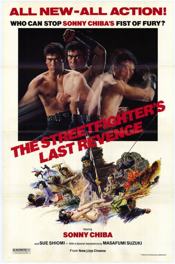 The Streetfigher's Last Revenge