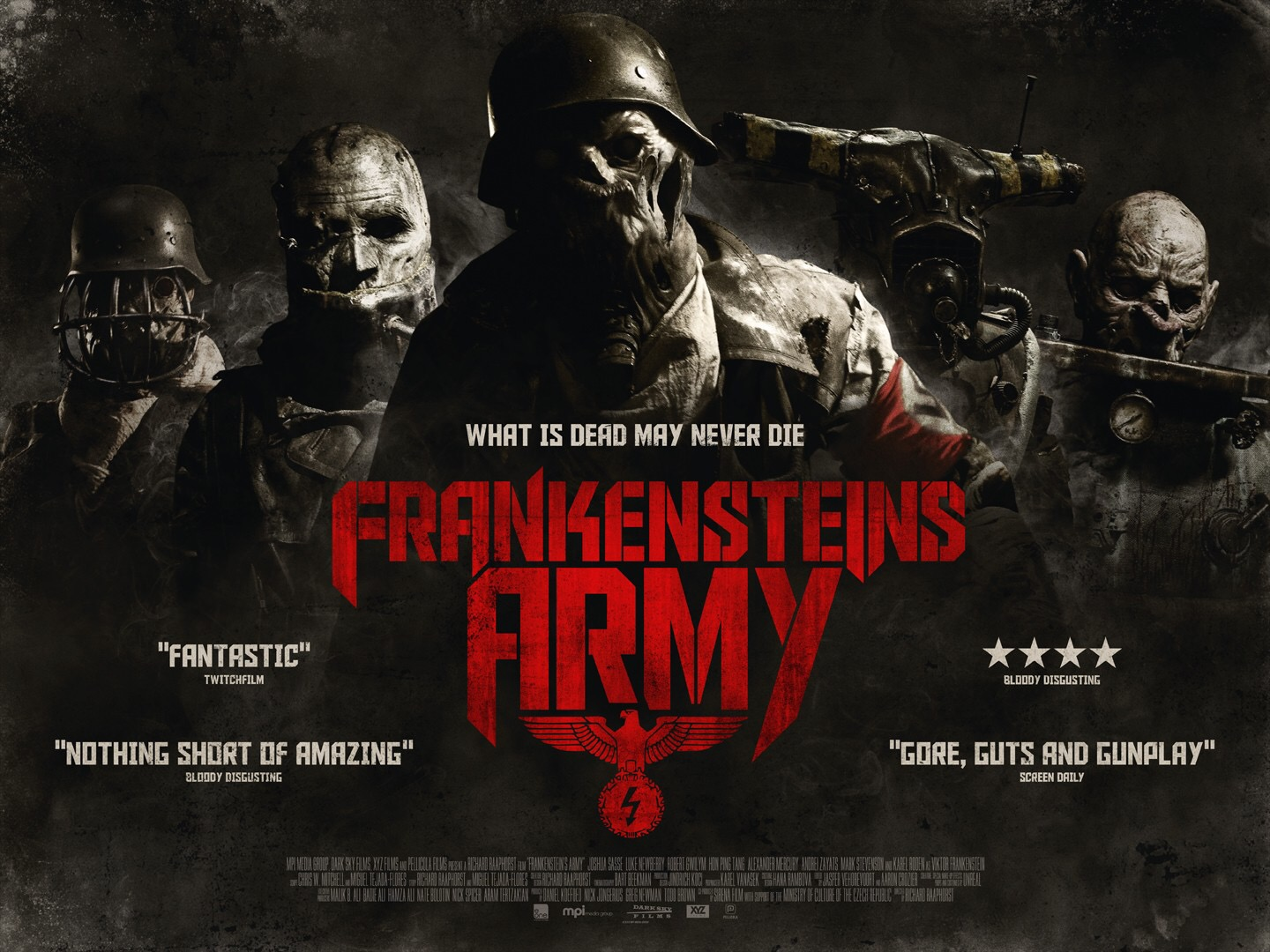 ff544d99 October 5th, 2014: Frankenstein's Army (2013) « The League of Dead Films