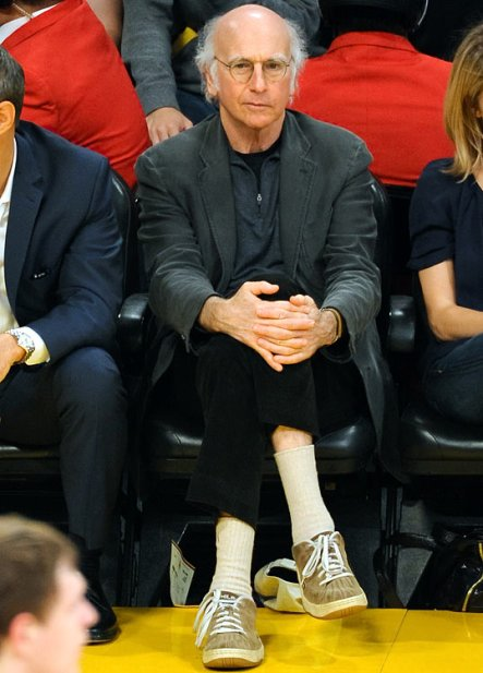 Larry David Sneakers